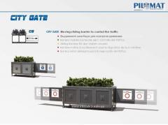 Mobile road PILOMAT CITY GATE lock