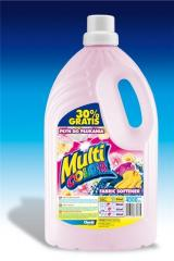 Means for washing of Multicolor 4 of l (liquid)