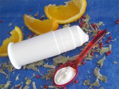 Очищающая зубная паста «Апельсин с шалфеем»