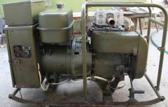Power plant petrol