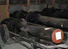 Diesel hammer of UR-1/500