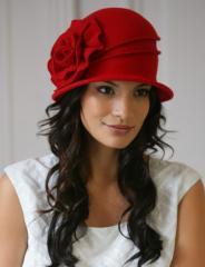 Шляпы женские, Шляпки Willi - Consuela
