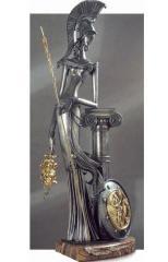 Figurines to order Athena 3