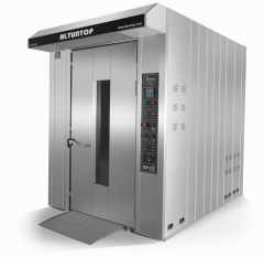 Rotational ATDF 250 furnace