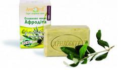 Оливковое мыло AphrOditE® с экстрактом листьев