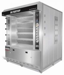 Hearth oven of ATKF 180