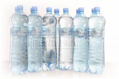 Питьевая вода лечебная столовая