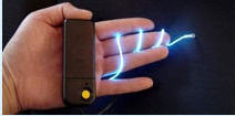 Neon cold or electroluminescent wire