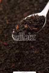 Чай черный байховый нефасованный. Купить чай оптом