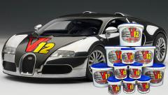 The best V12 autopaste packing: 0,5l. and 3,5l.