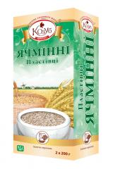 Barley flakes of instant preparation of LLC LTD.