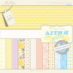 Paper for scrapbooking of Lesia Zgharda