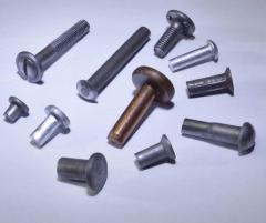 Rivets aluminum Color rivets production sale delivery
