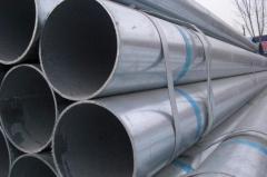Tuberías de acero para las instalaciones de