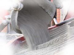 Commodity concrete of brand M of 100 M 500