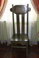 Chair (England) copy nachalo19 centuries, oak