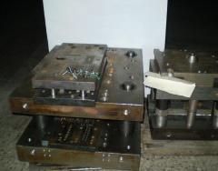 Блоки универсальные молотовых штампов