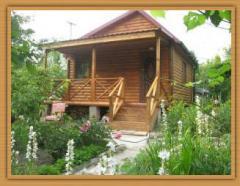 Дома дачные по каркасной технологии Дачний будинок