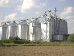 Зернохранилища PETKUS. ХРАНЕНИЕ И ПЕРЕРАБОТКА