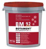 Bituminous waterproofing of BM92