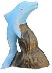 Фигуры животных, скульптуры зверей из бетона от