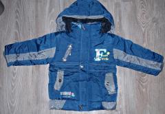 Куртки детские для мальчиков и девочек оптом и в