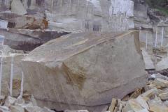 Камень природный песчаник с Ямпольского карьераника