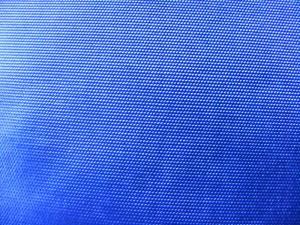 Fabric tent.