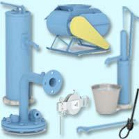 Equipment for the overhaul of bore holes and