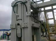 Machine rum portal BR 200 type