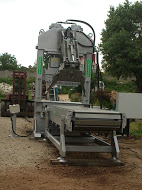 Press frame portal BR-300 type