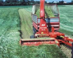 Forage harvesters JF-STOLL