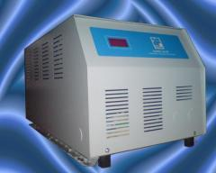 The power conditioner of-25% + 15% power is 4 kW,