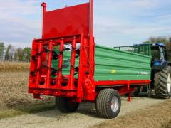 Manure spreaders and SUPERFEX compos
