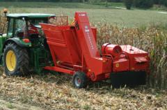 Combines kukuruzouborochny TORNADO