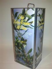 Оливковое масло extra vergine