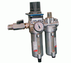 Block of preparation of compressed air (BPV) of