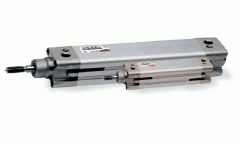 Pneumatic cylinder for the drive of various type