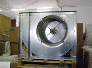 Воздухообрабатывающие установки АСМ