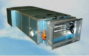 Підвісні воздухообрабативающие установки АСМ (тип