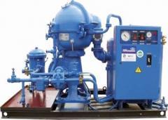 Maszyna do oczyszczania olejów PSM2-4