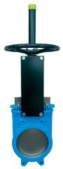 SHUTTERS-DIRECTIONAL KNIFE GATE VALVE TYPE