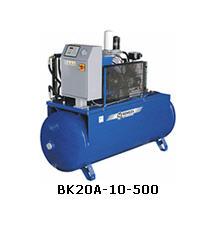 Compressor of screw BK20A-10-500