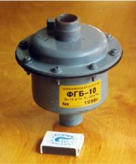 Sprzęt dla dostawy gazu