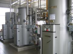CERTUSS 1t/chas steam generator