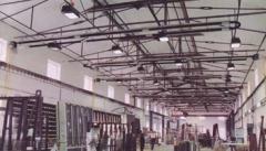 Heating gas beam RADI-HEAT I/15 type of kW
