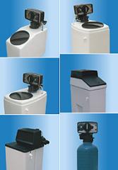Фильтры химические для умягчения воды малой