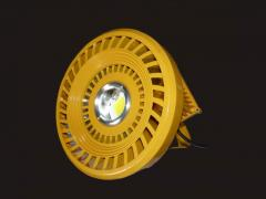 Industrial LED searchlight of 100 W