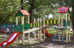 Детский игровой комплекс Городок К-002