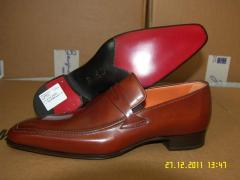 Men's shoes from Italy